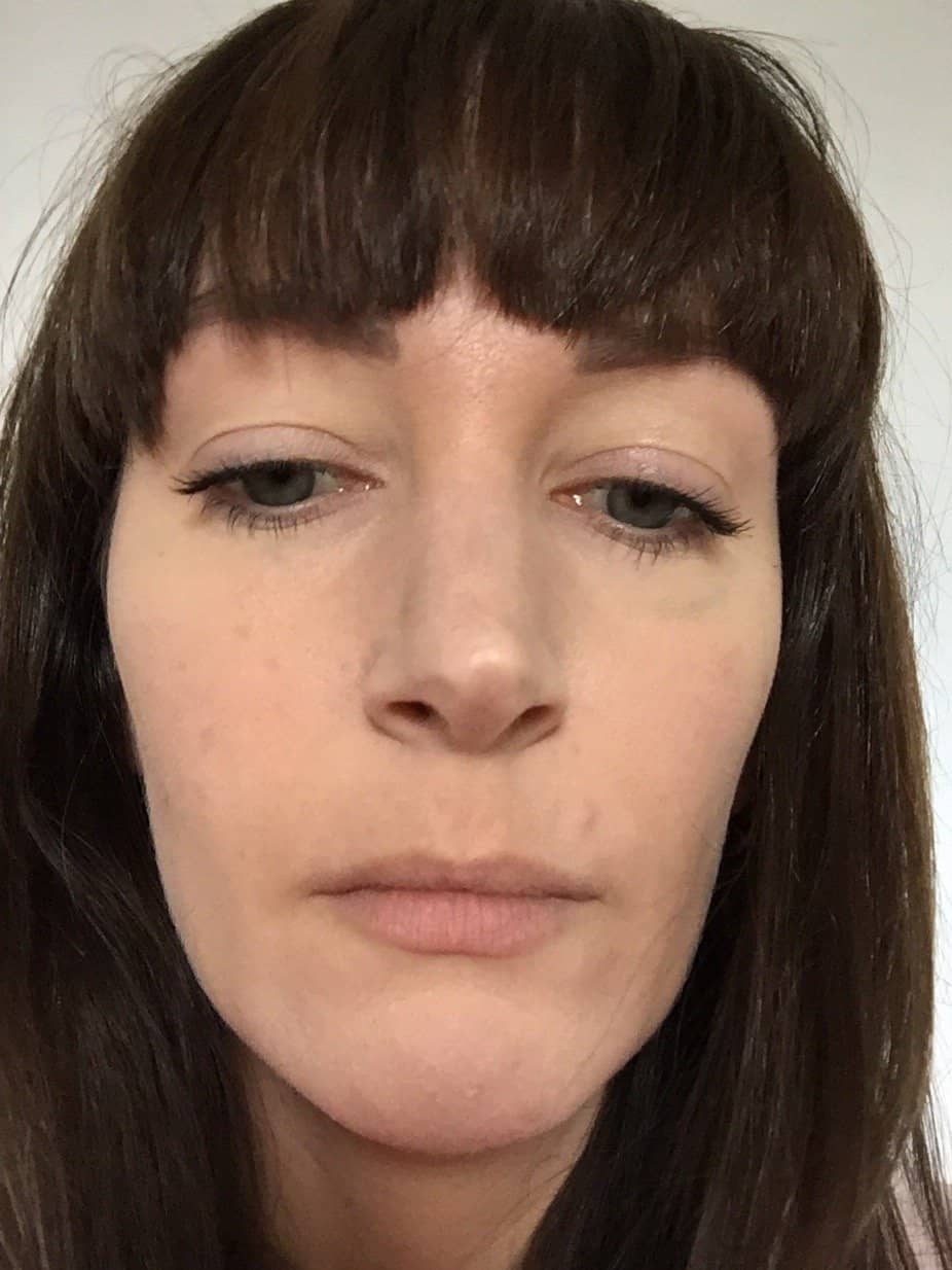 BareMinerals Bare Pro two layers