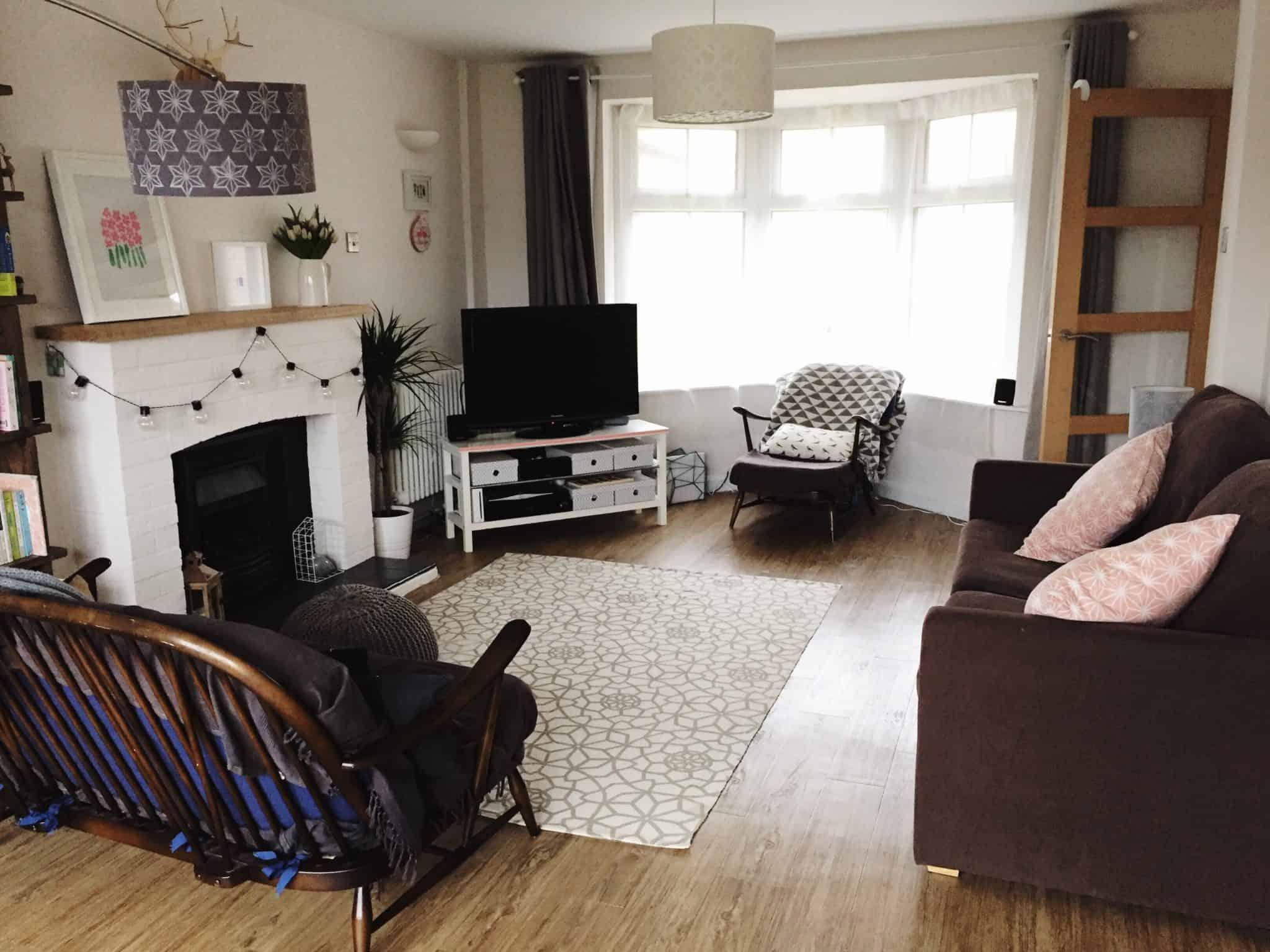 Before \u0026 After: Our Grey \u0026 White Lounge Needs A New Sofa & Before \u0026 After: Our Grey \u0026 White Lounge Needs A New Sofa | PinksCharming
