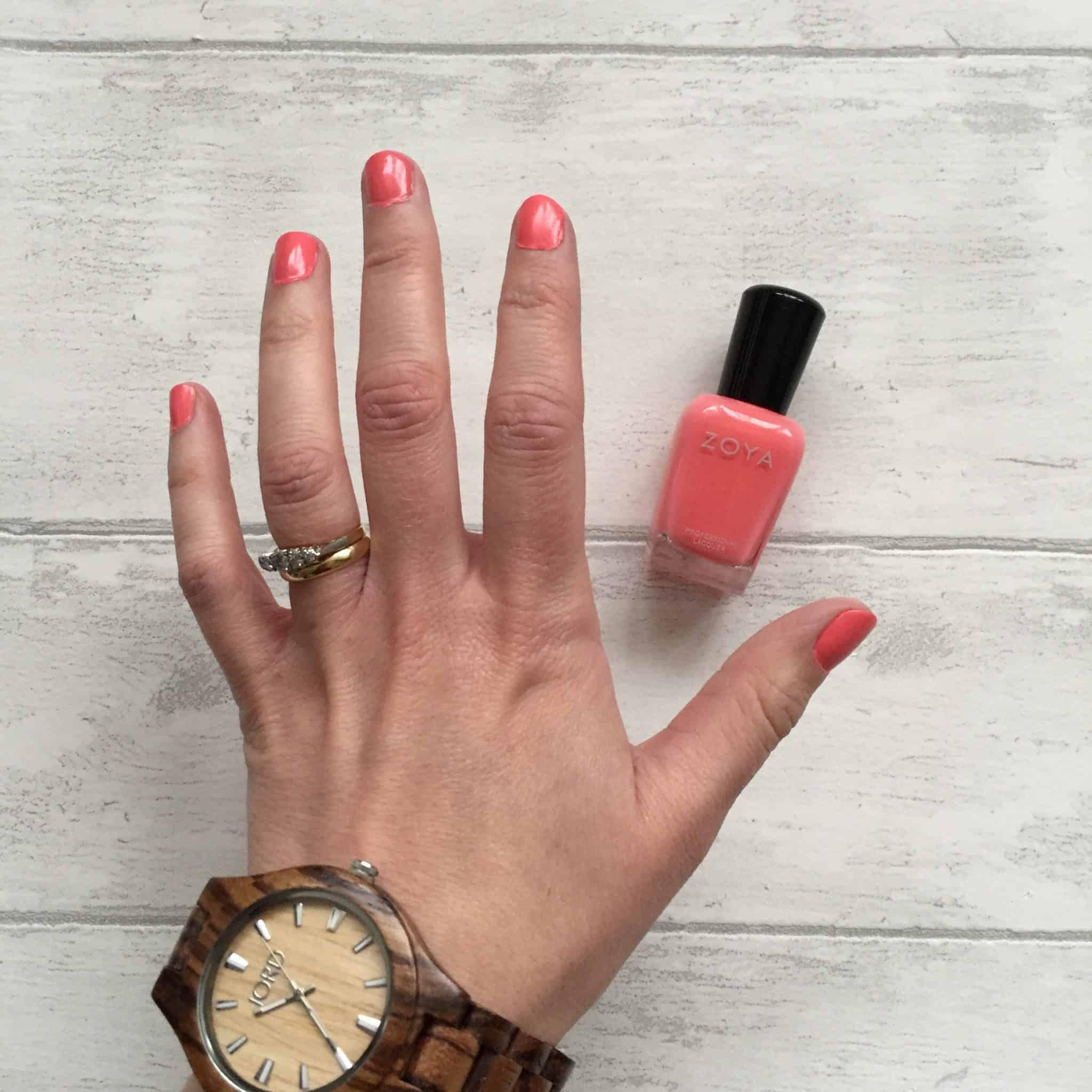 natural nail polish