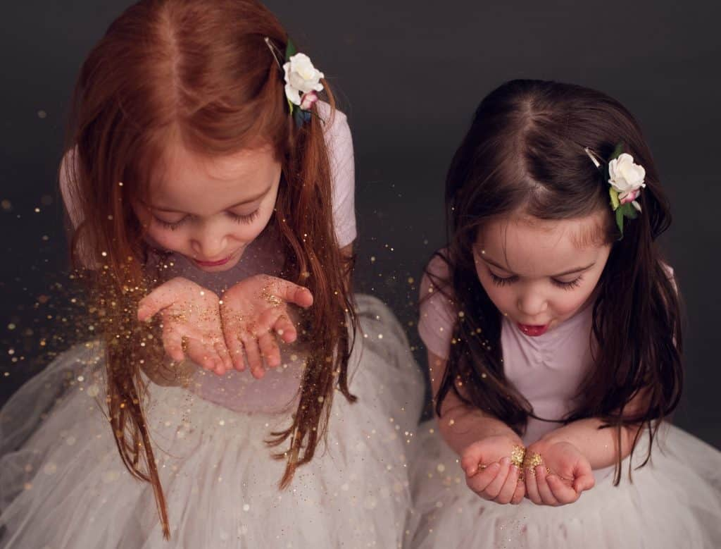 Ava and Thea by Sheree B Photography