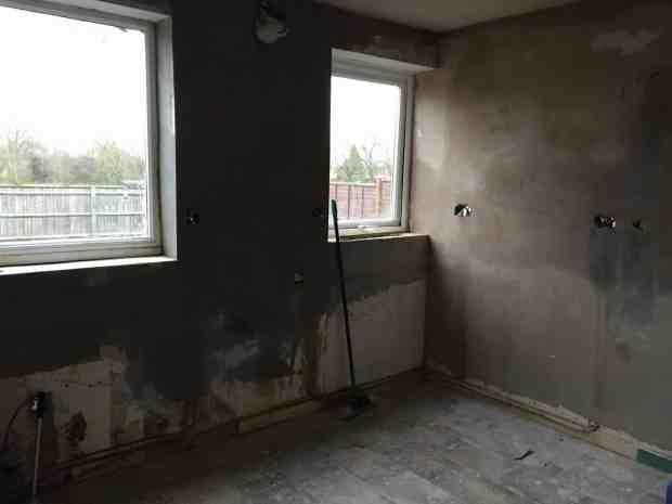 Kitchen Renovation Day 5