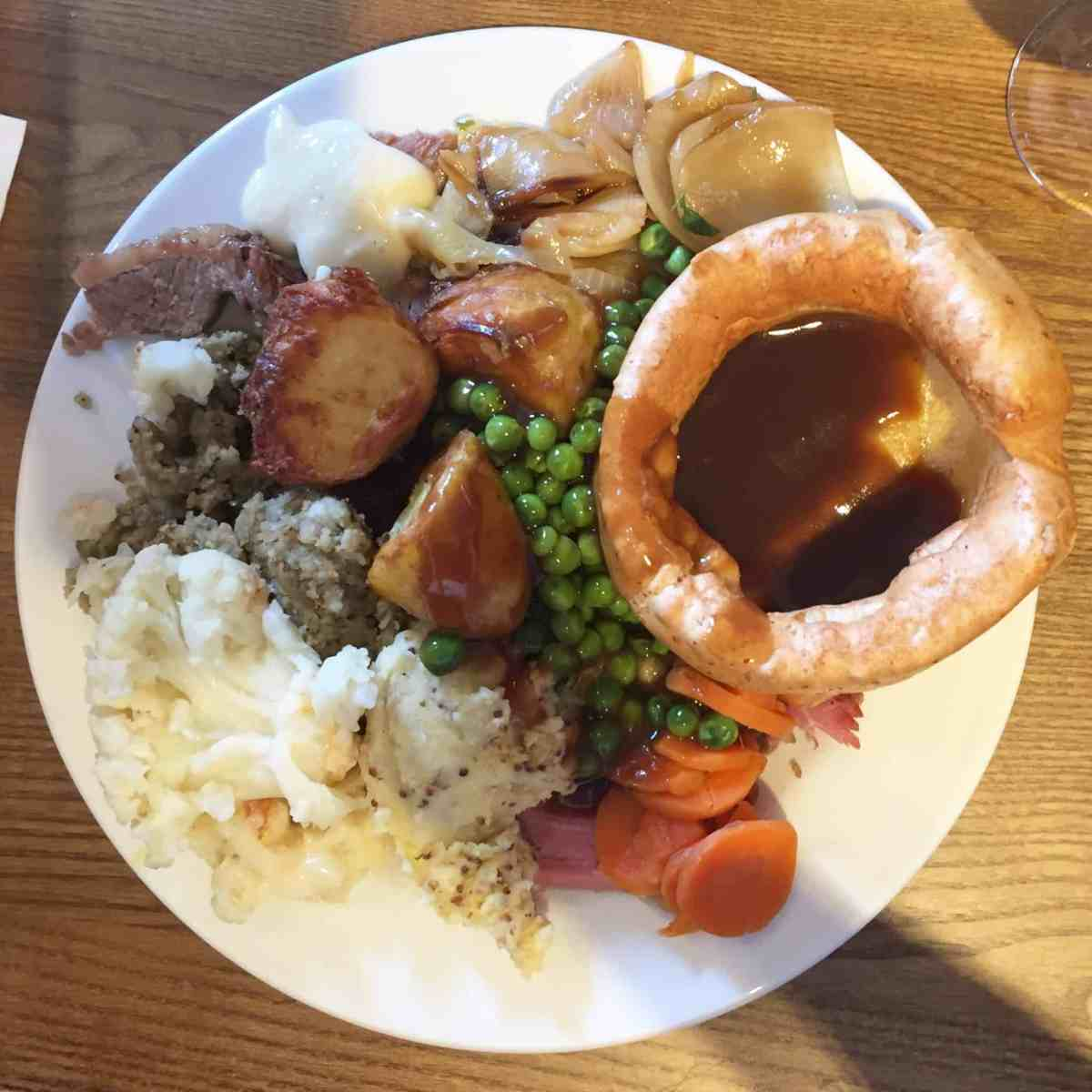 Roast at Toby Carvery Northampton