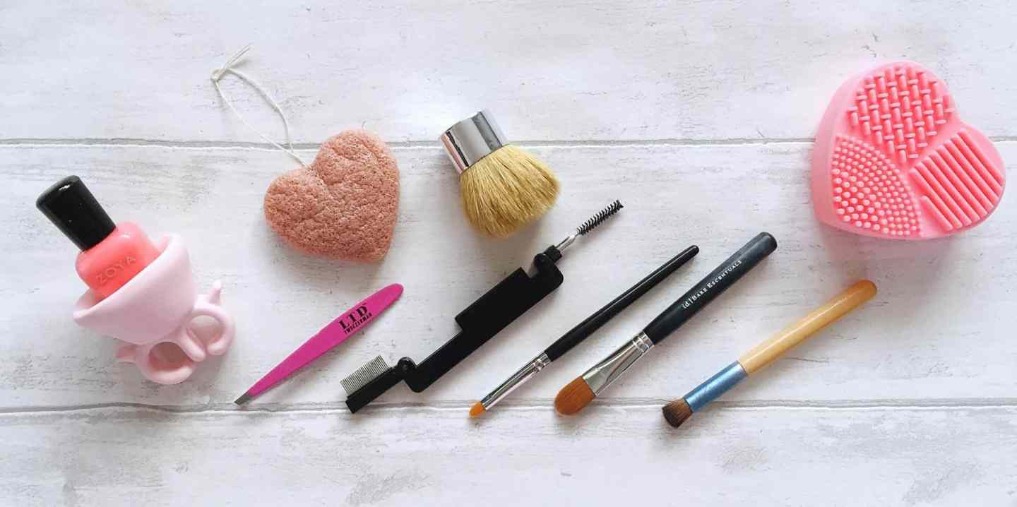 My Top Five Beauty Tools to Make Your Beauty Regime Easier