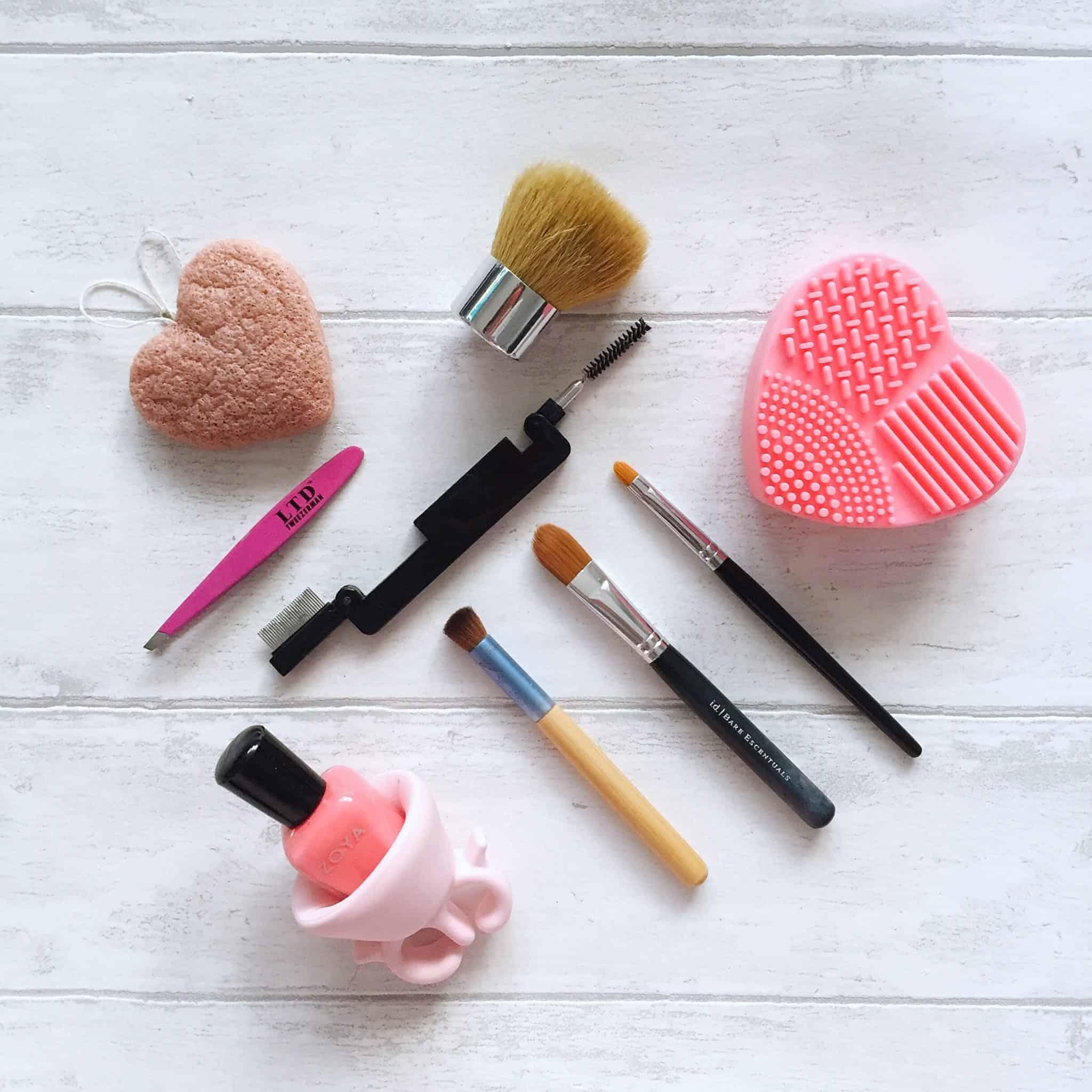 Top 5 Beauty Tools