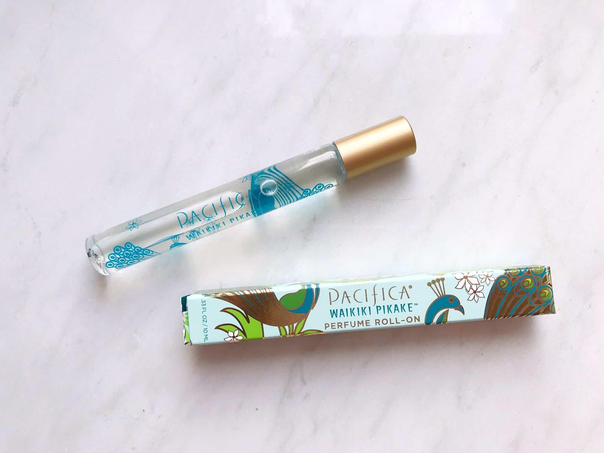 Ingredients in Pacifica Roll On Perfume in Waikiki Pikake