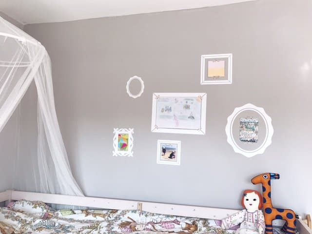 Easy Room Update with Wall Stickers from Nutmeg Wall Art
