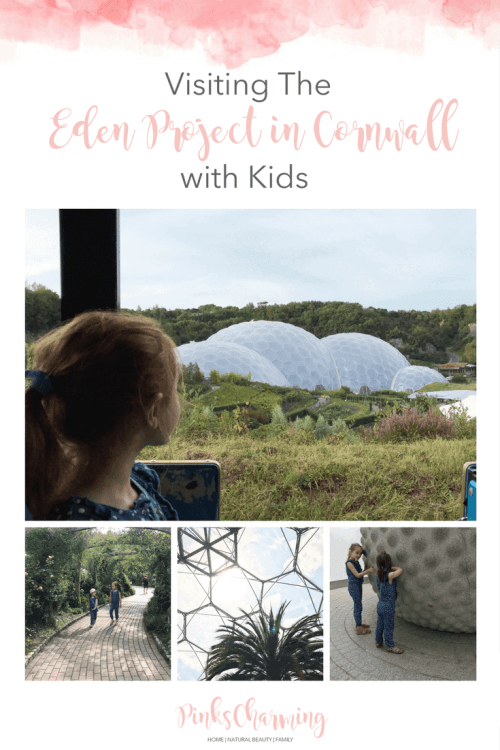 How to get the most from your visit to The Eden Project in Cornwall, when you have kids. Find out about the background of this incredible eco adventure and see some photos of the amazing rainforest biome.