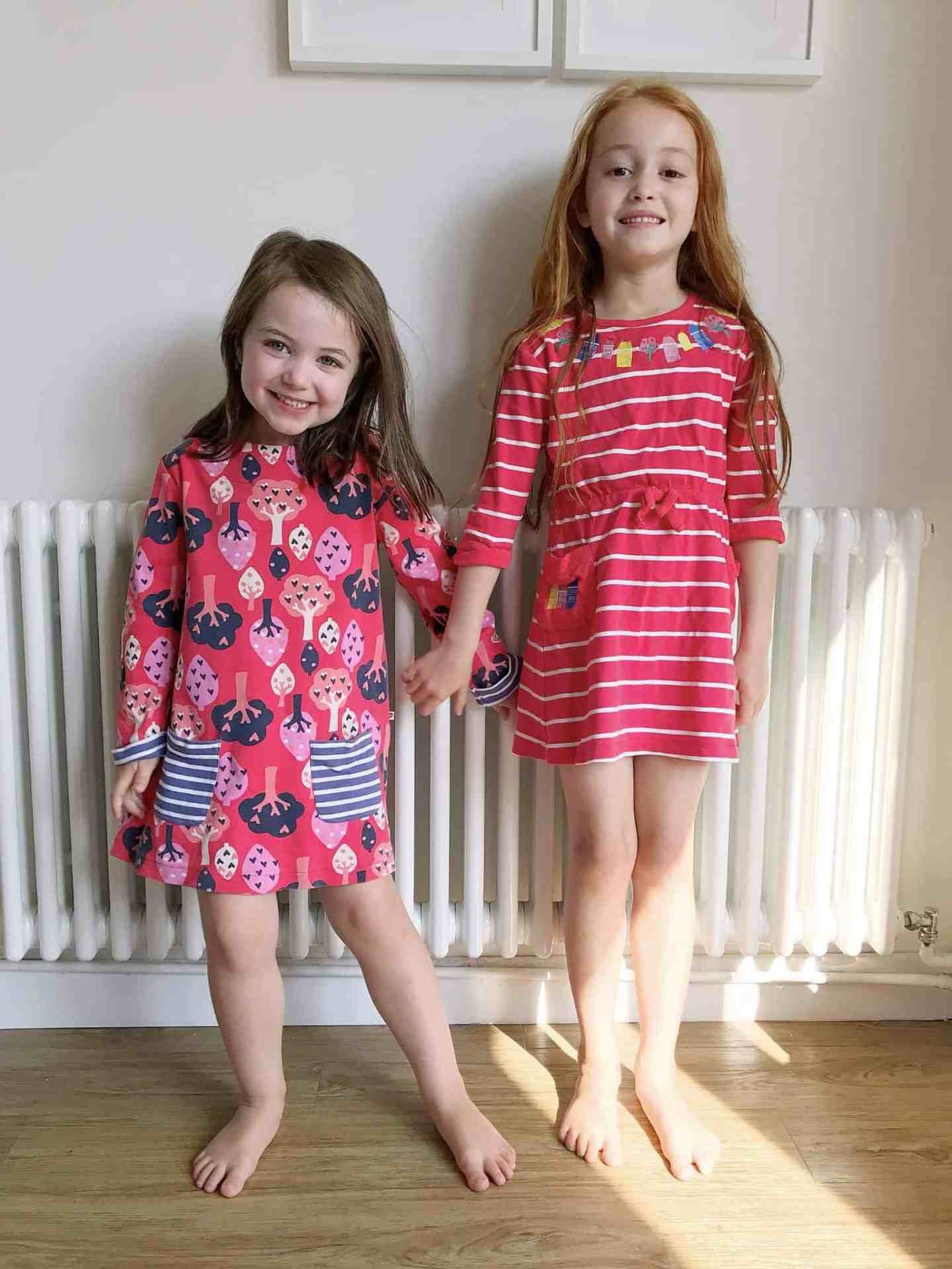 Red Piccalilly organic kids clothes
