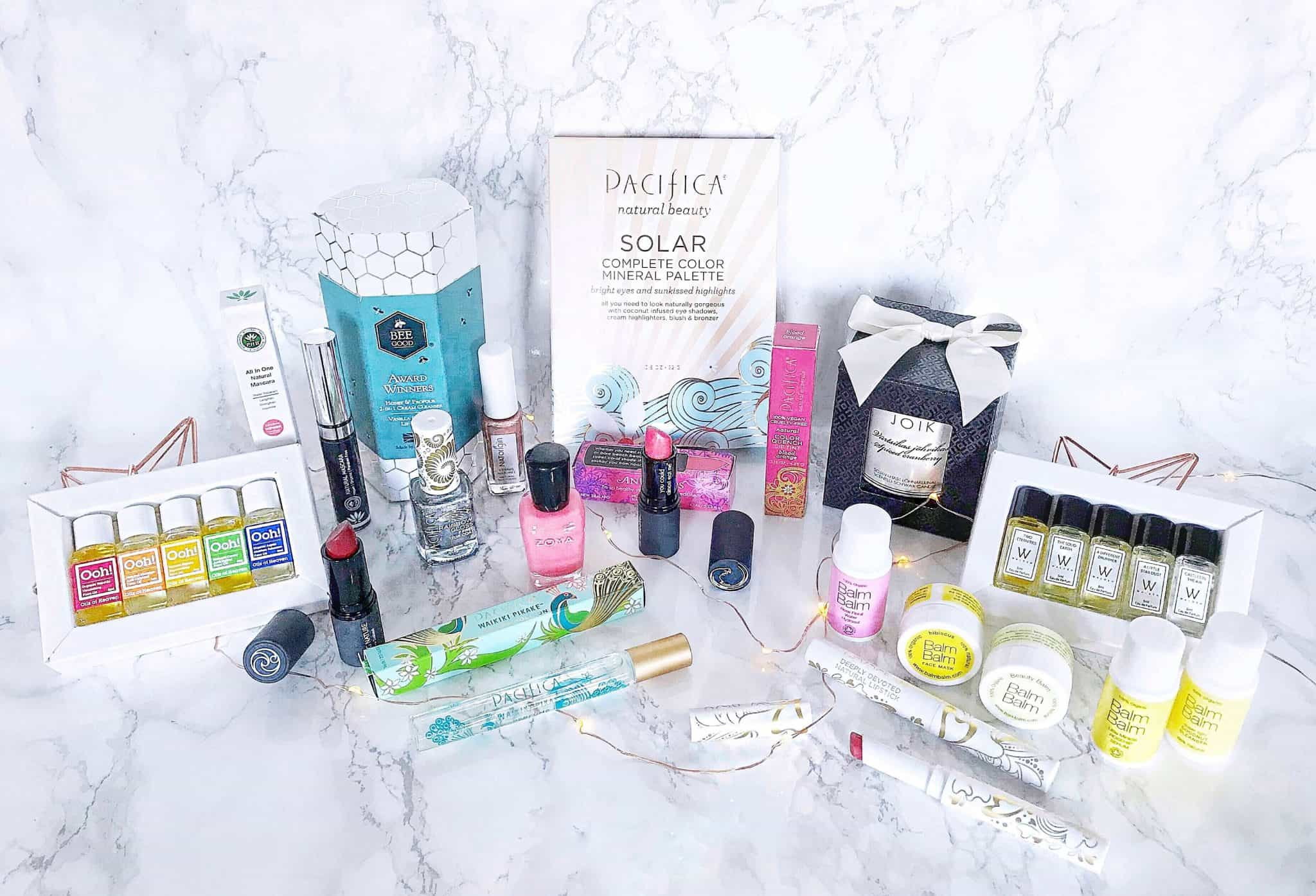 Natural Beauty Gift Guide: the ultimate list of natural beauty gifts