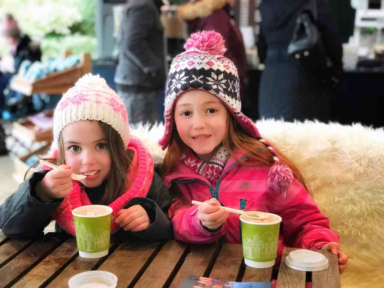 Hot chocolate joy