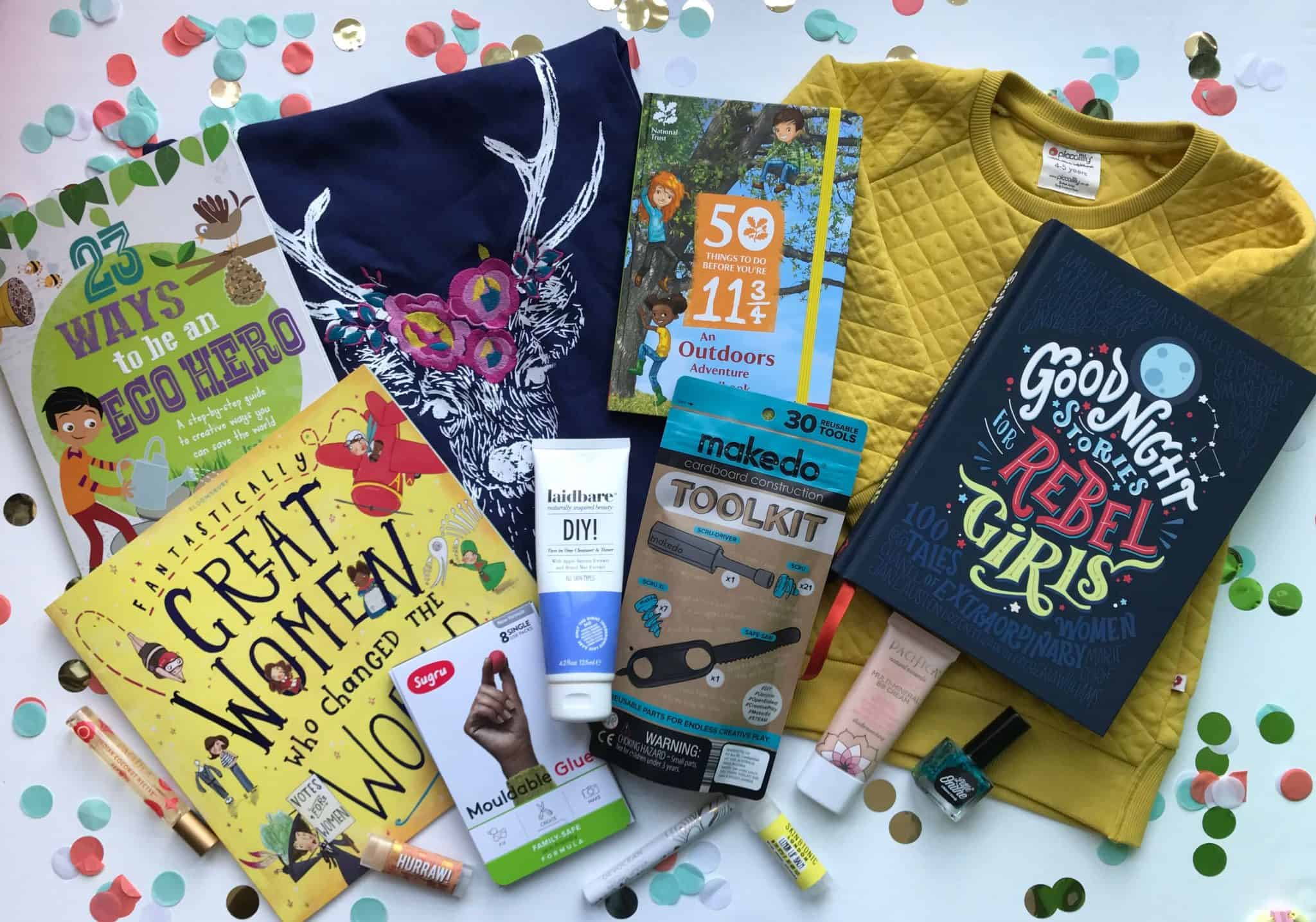 Inspirational, educational, environmental and ethical gifts for kids