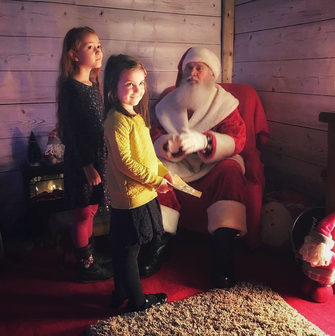 Christmas Planning - Meeting Santa at Dobbies