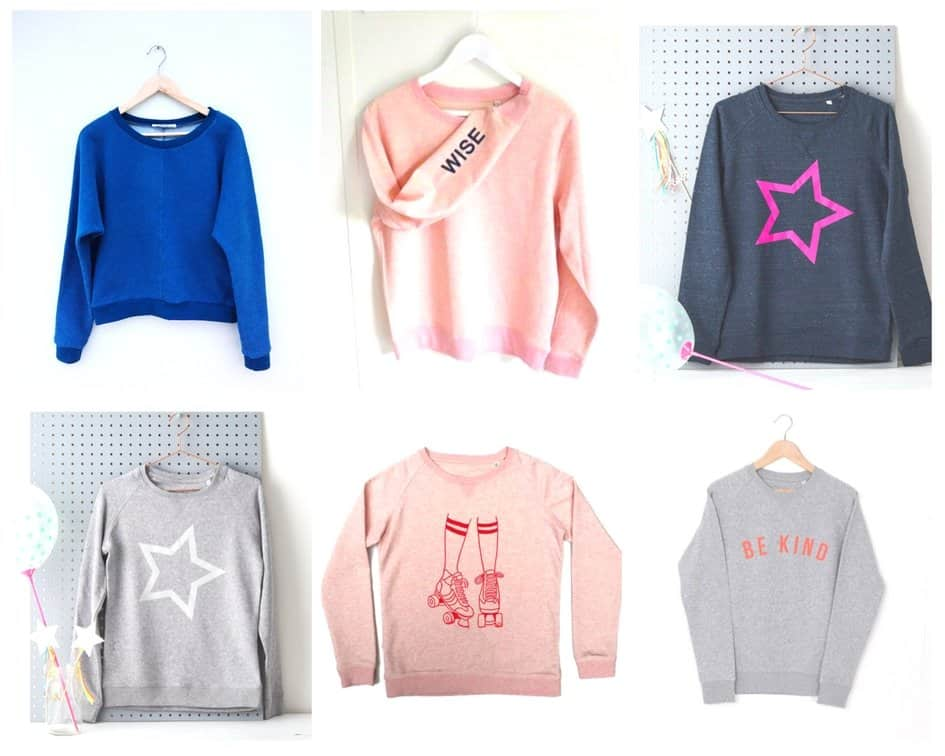 Ethically Made Organic Sweatshirts You'll Love