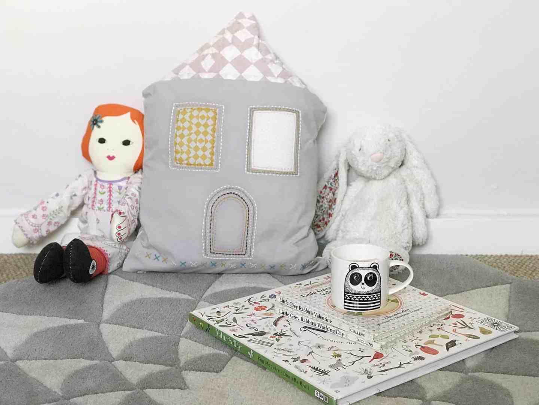 Neutral Nursery Decor from Niki Jones at Mamas & Papas