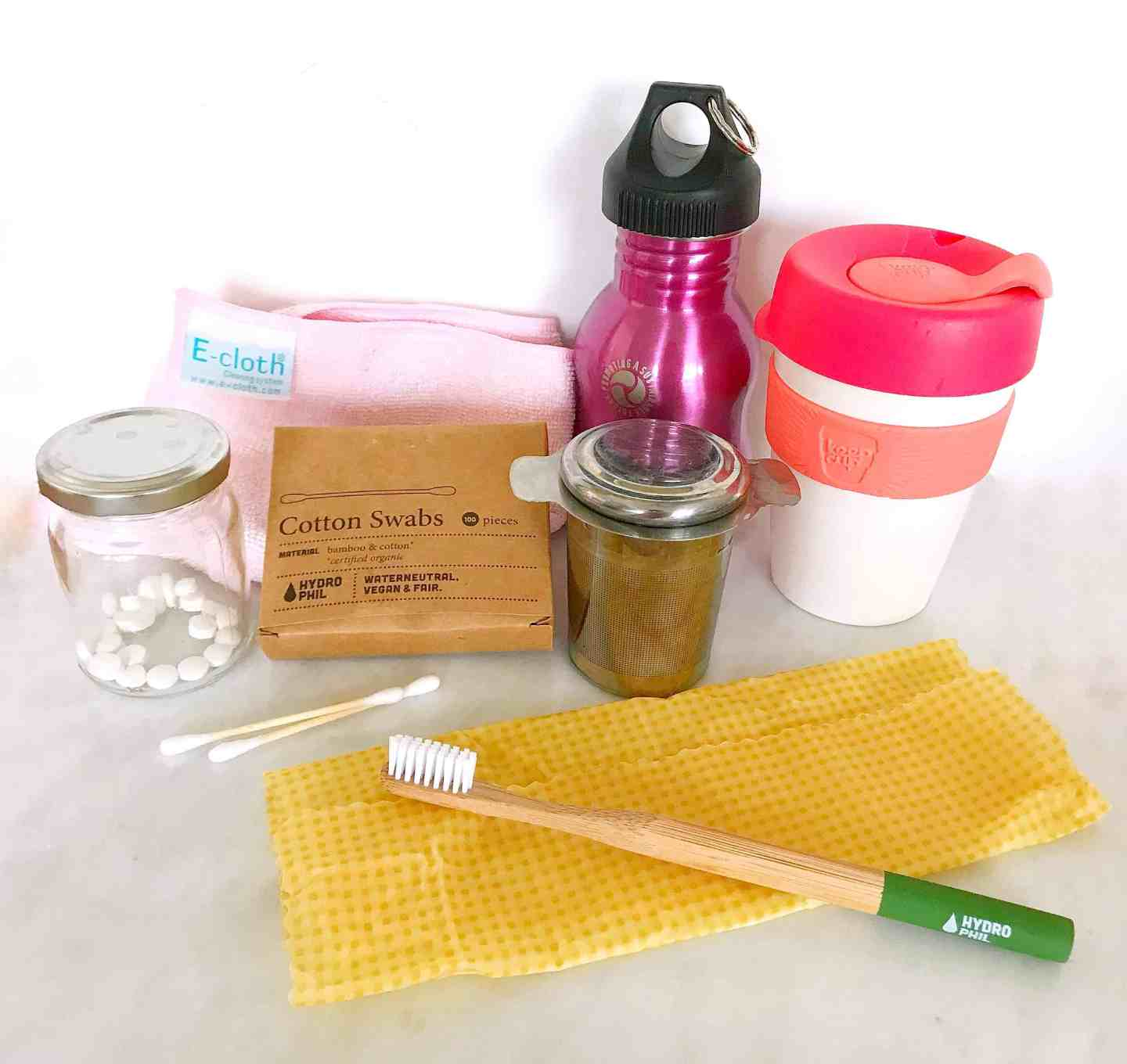 10 Easy Swaps to Reduce Waste