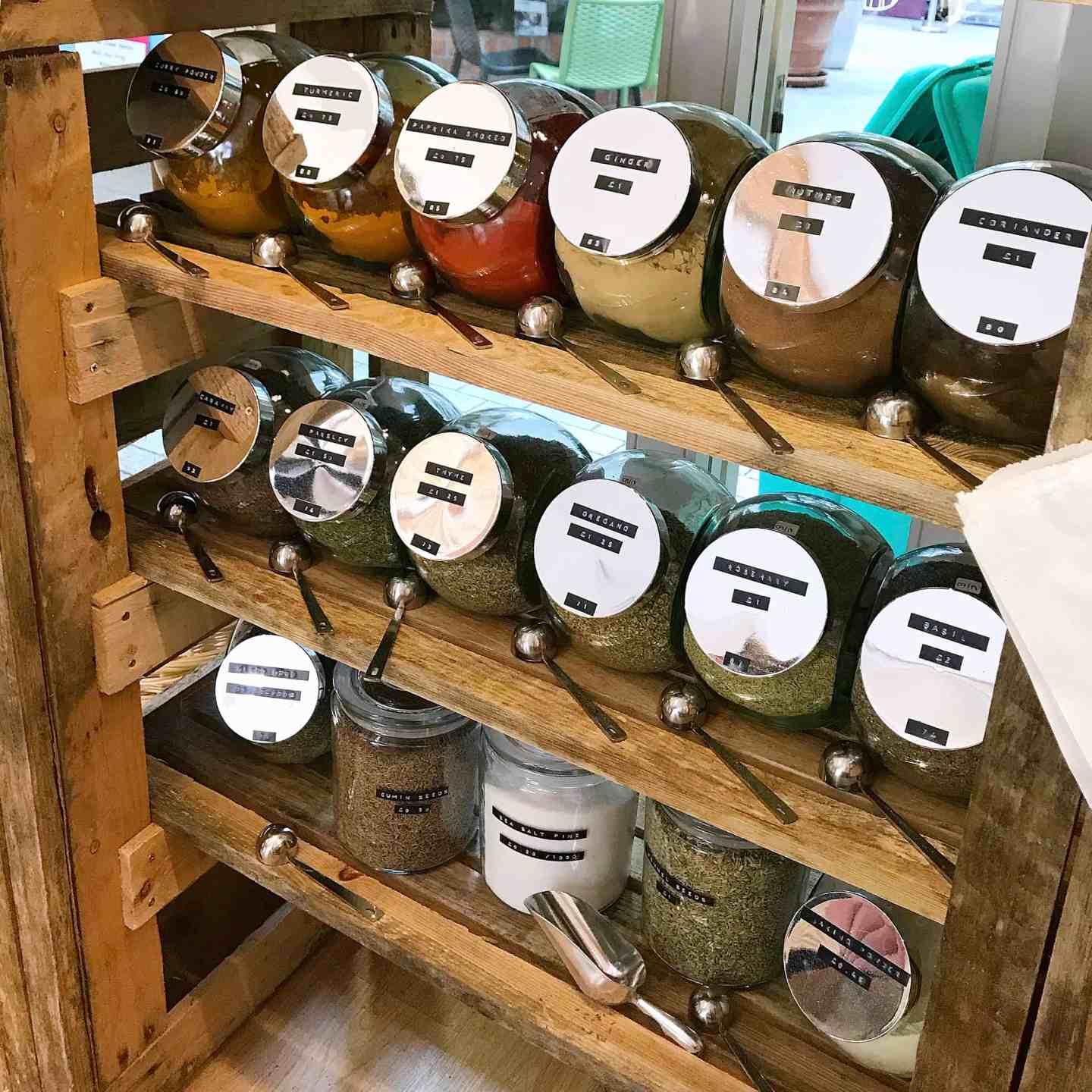 Refill your containers for easy swaps you can make to reduce waste