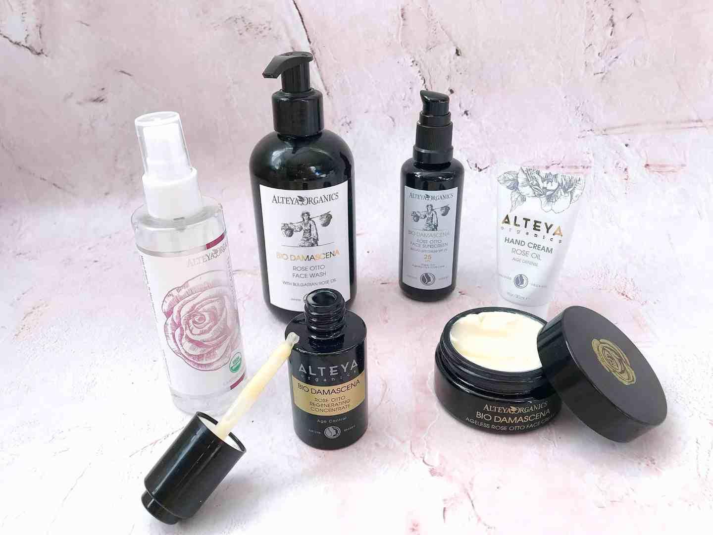 Natural Brand Focus: Alteya Organics Skin Care