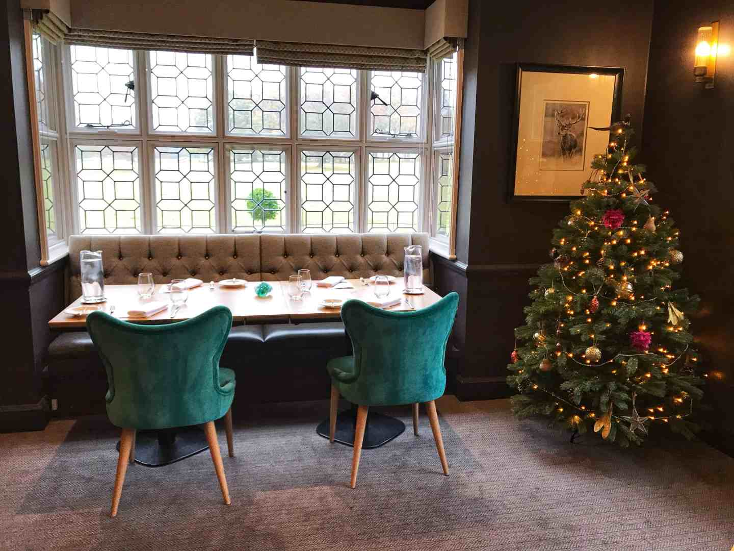 Chic and cosy decor at Paris House, Woburn