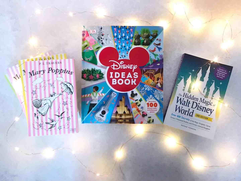 Disney books make great gifts