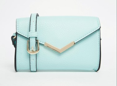 ASOS V Bar Mini Cross Body Bag
