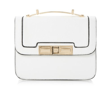 Dune Doddy Colour Block Cross Body Mini Satchel Bag