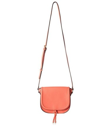 Oliver Bonas Coral Mini Livvy Cross Body Bag