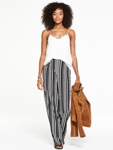 V by Very Wide Leg Trouser