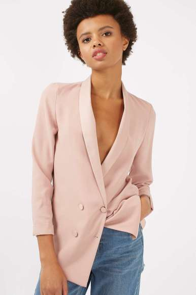 Topshop Soft Tailored Blazer