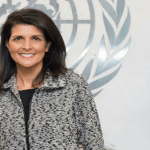 U.S. Ambassador to the United Nations Nikki Haley condemns LGBTQ attacks in Chechnya
