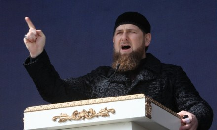 Chechen police 'have rounded up more than 100 suspected gay men'