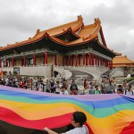 Taiwan to make history in landmark gay marriage ruling.
