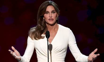 Caitlyn Jenner Says She Is Considering a Run for Senate in California