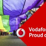 Vodafone Leads Way With LGBT Initiatives