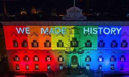 Malta says yes to same-sex marriage Becoming the 24th country to so