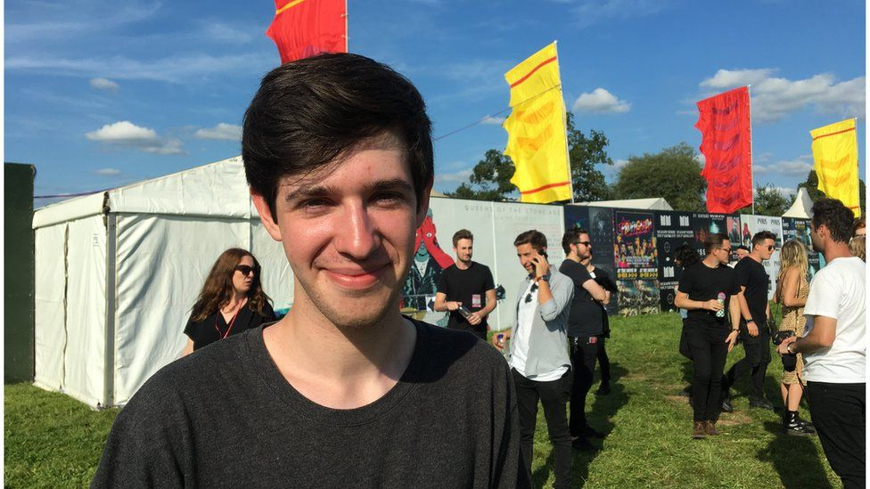 UK: The Teen Helping To Stamp Out Homophobia At Music Festivals
