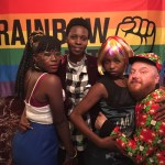 Uganda activists hold secret Pride celebration