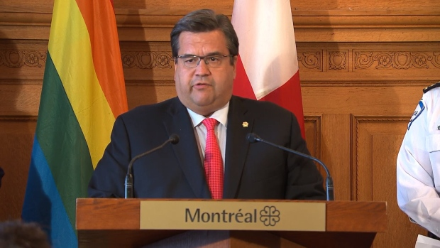 Montreal Police To Apologise For Past LGBT Raids