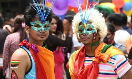 Nepal hosts gay pride parade demanding equal rights