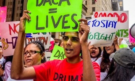 DACA Could Put 75K LGBT Young People's Lives At Risk