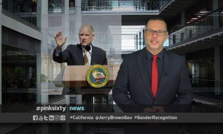 CALIFORNIA GOVERNOR SIGNS NEW GENDER RECOGNITION LAW