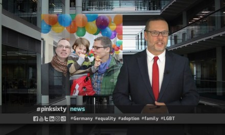 Gay Couple Become Germany's First Adoptive Parents