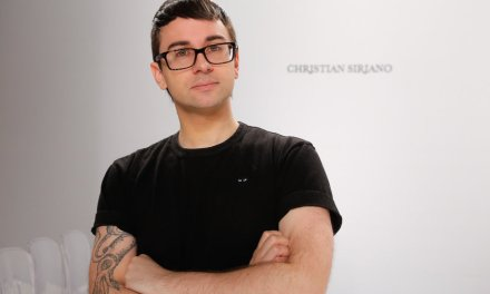 Christian Siriano's New Book Showcases His Work