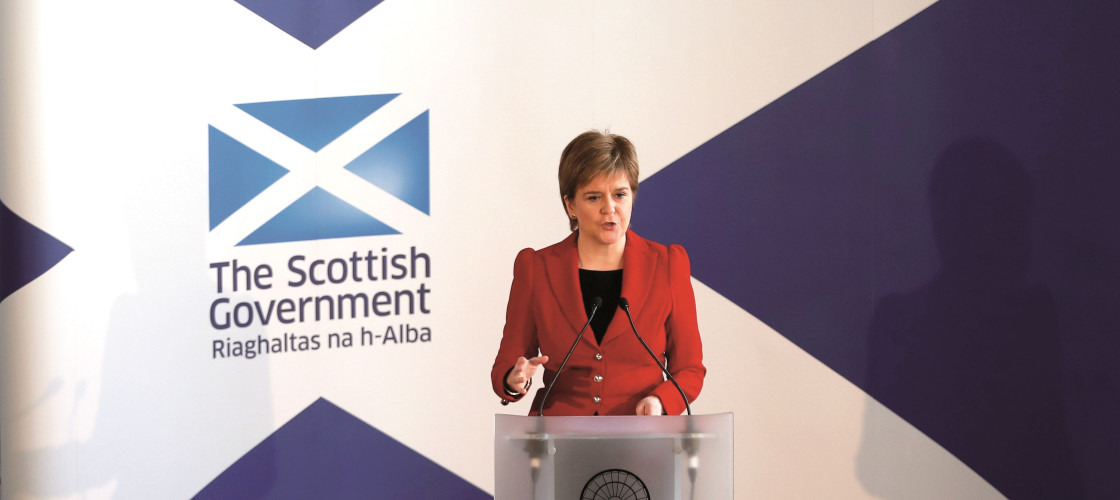 Scottish Leader to Apologies Over Historic Gay Offences