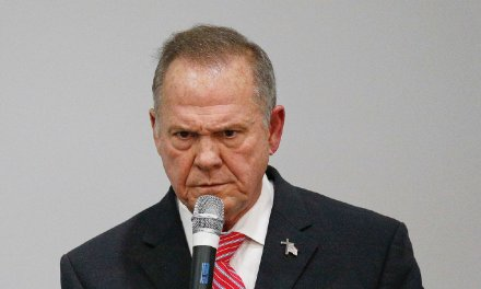Anti-LGBT Right-Wing Rhetoric Supporting Roy Moore