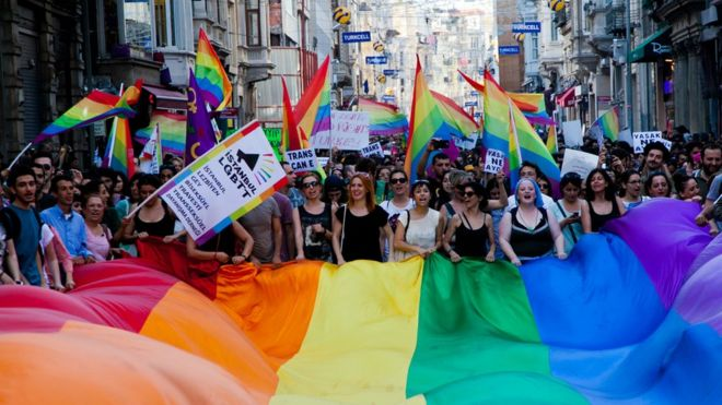 Berlin Criticises Ankara Over German LGBT film festival Ban