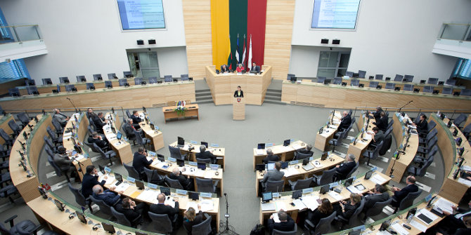 Lithuanian Proposes Legal Gender Recognition Ban