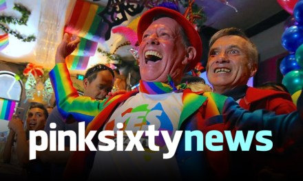Australia Legalises Same-Sex Marriage #MarriageEquality