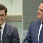 Australian MP Proposes to Partner During Gay Marriage Debate