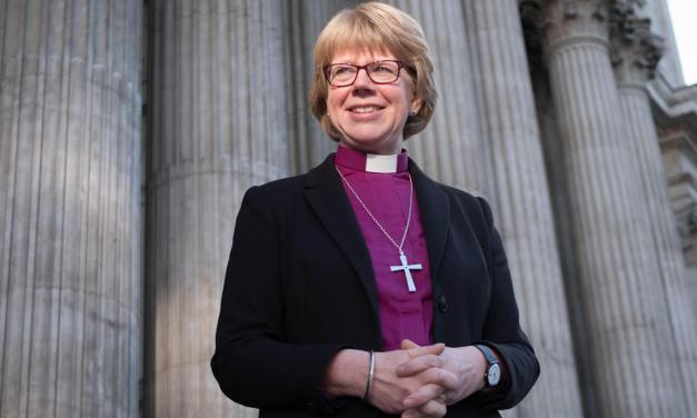 Bishop Appointment Great for Gender But Stale on Equality
