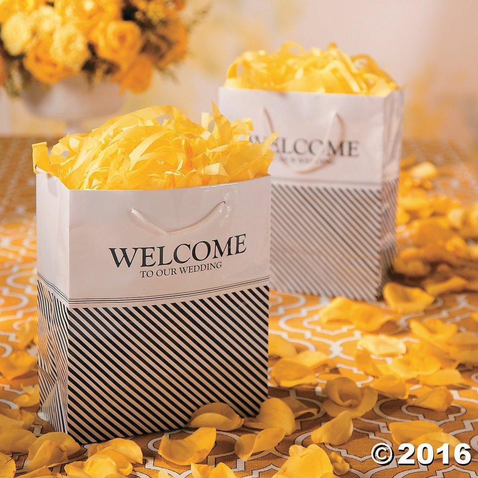 Wedding Welcome Bags on Amazon
